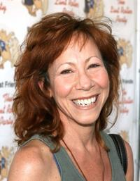 Mindy Sterling at the Best Friends Animal Sanctuary Lint Roller Party to benefit programs for homeless pets.