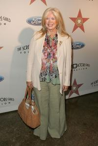 Connie Stevens at the Award of Excellence Star presentation for the Screen Actors Guild.