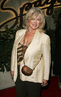 Connie Stevens at the 20th Anniversary Celebration of Larry King Live.