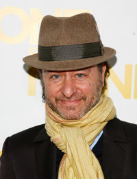 Fisher Stevens at the New York premiere of