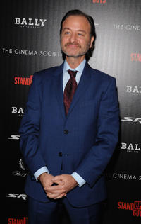 Director Fisher Stevens at the New York premiere of