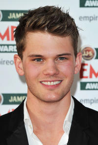Jeremy Irvine at the Jameson Empire Awards 2011 in London.
