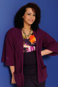 Harmony Santana at the portrait session of
