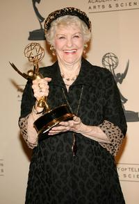 Elaine Stritch at the 2007 Creative Arts Emmy Awards.