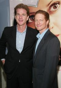 Matthew Modine and Eric Stoltz at the special screening of