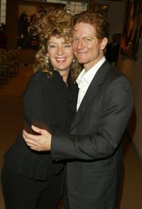 Eric Stolz and Naomi Donne at the 5th Annual Designing Hollywood Gala.