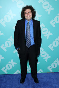 Dustin Ybarra at the FOX 2103 Programming Presentation Post-Party in New York.