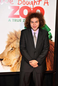 Dustin Ybarra at the New York premiere of