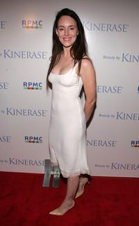 Madeleine Stowe at the EB Medical Research Foundation fundraiser.