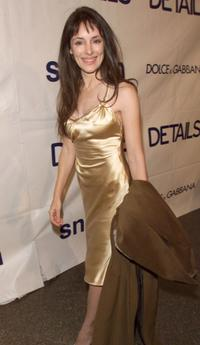 Madeleine Stowe at the premiere of
