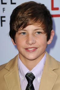 Tye Sheridan at the California premiere of