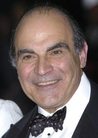 David Suchet at The Times BFI London Film Festival.