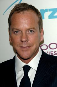 Kiefer Sutherland at the 10th Annual Hollywood Awards.