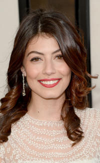 Alessandra Mastronardi at the California premiere of