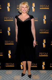 Kristy Swanson at the 11th annual Prism Awards.