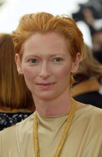 Tilda Swinton at the 57th Cannes Film Festival Opening Ceremony in Cannes, France.
