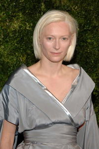 Tilda Swinton at the '7th On Sale Online' Gala in New York City.