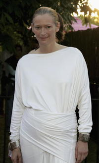 Tilda Swinton at The Serpentine Gallery Summer Party in London, England.