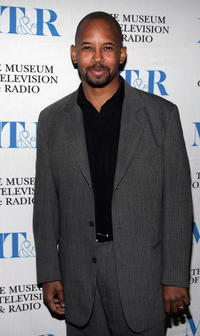 Michael Boatman at the MT&R premiere screening event: