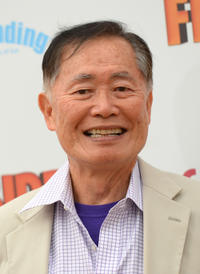 George Takei at the California premiere of