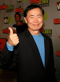 George Takei at the VH1 Big in 06 Awards.