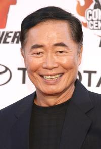 George Takei at the Comedy Central Roast of William Shatner.