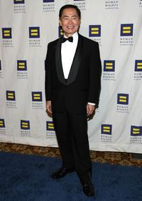 George Takei at the Human Rights Campaign's annual Los Angeles Gala.