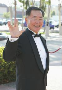 George Takei at the Academy of Television Arts & Sciences 54th Annual Los Angeles Area Emmy Awards.