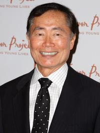 George Takei at the 8th Annual The Trevor Project Benefit Gala.