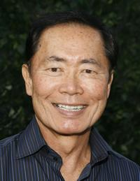 George Takei at the Universal Media Studios Emmy Party.