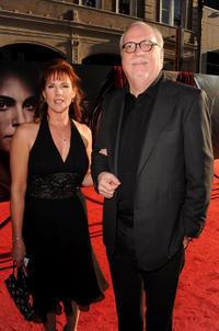 Patricia Tallman and writer J. Michael Straczynski at the California premiere of