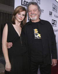 Amber Tamblyn and Russ Tamblyn at the California premiere of