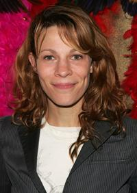 Lili Taylor at the 2005 Moth Ball honoring the storytelling organization.