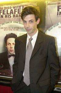 Noah Taylor at the Australian premiere of