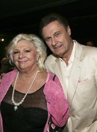 Renee Taylor and Joe Bologna at the after party of the premiere of