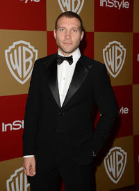 Jai Courtney attends the 14th Annual Warner Bros. And InStyle Golden Globe Awards after party.