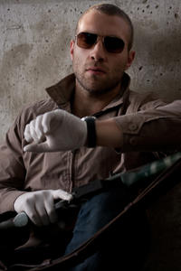 Jai Courtney as Charlie in