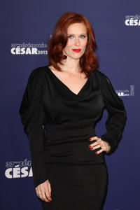 Audrey Fleurot at the 37th Cesar Film Awards in Paris.