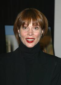 Leigh Taylor-Young at the American Film Institute Festival Tribute to Omar Sharif.