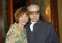 Leigh Taylor-Young and Peter Bogdanovich at the 30th anniversary screening of