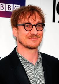David Thewlis at the Champagne Launch of BritWeek 2009.