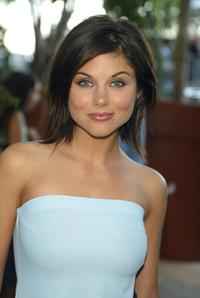 Tiffani-Amber Thiessen at the Fox Network's TCA Summer Tour Party.