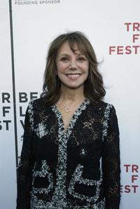 Marlo Thomas at the Tribeca Film Festival premiere of