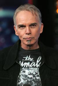 Billy Bob Thornton at the MTV's Total Request Live at the MTV Times Square Studios.