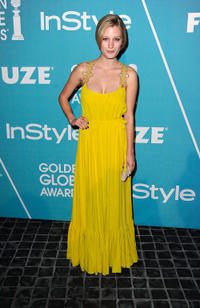 Ashley Hinshaw at the Hollywood Foreign Press Association (HFPA) and InStyle presents