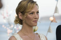 Uma Thurman as Zoe in ``Ceremony.''