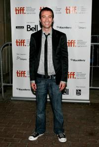 Jacob Tierney at the 2009 Toronto International Film Festival.