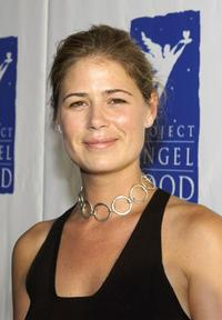 Maura Tierney at the Project Angel Food's 10th Anniversary Angel Awards.