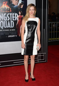Ambyr Childers at the California premiere of