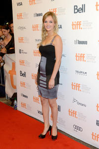 Ambyr Childers at the Utah premiere of